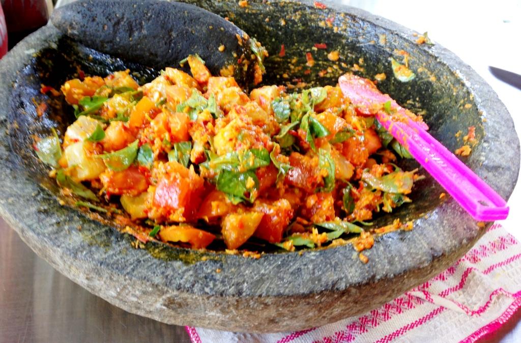 bali: cuisine   alchemy tours