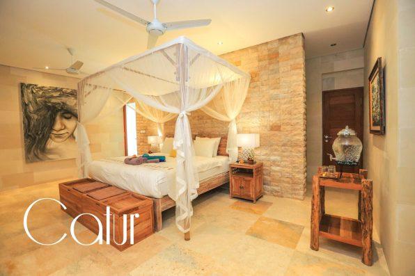 Catur bedroom villa shanti
